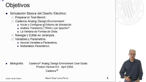 Fundamentos VLSI con Cadence DFII: Simulación Básica del Diseño Eléctrico