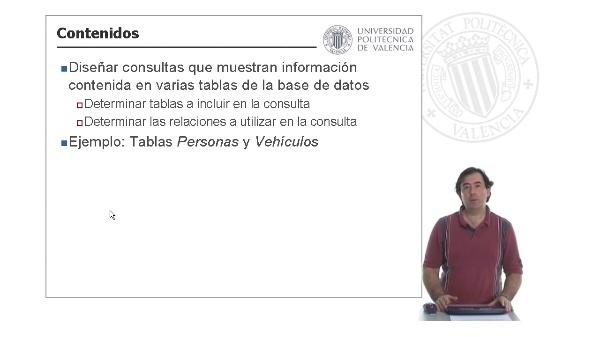 Microsoft Access - Ejercicios - Diseño de consultas - Consultas de selección complejas(I)