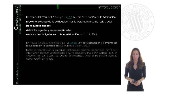 Capítulo I: Introducción a la Patología y Mantenimiento de los edificios