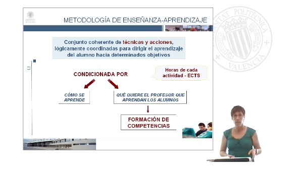 Metodología de enseñanza-aprendizaje