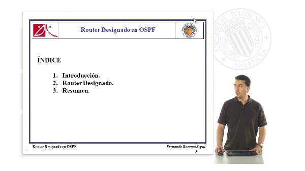 Router designado en OSPF