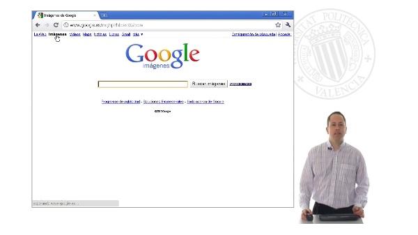 Buscando Imágenes con Google