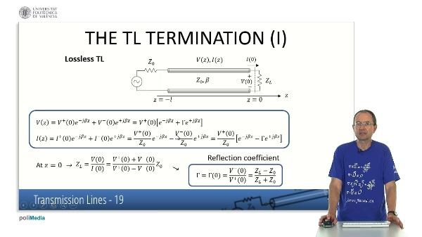 Transmission Lines (III)