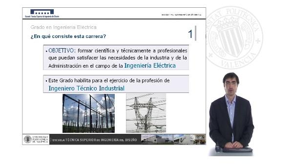 Grado en Ingeniería Eléctrica
