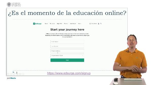 Tecnologías para la educación. MOOC. Cursos masivos online