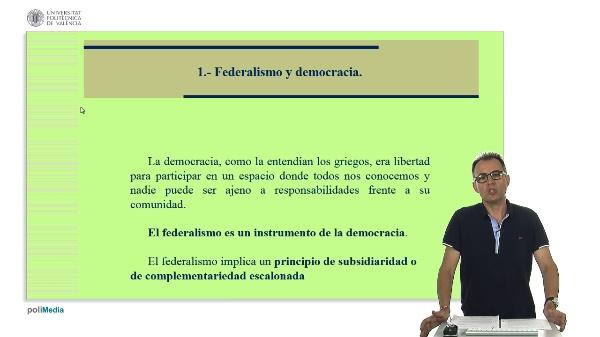 Unidad didactica 4. La supremacia de la Constitucion y el valor de la Democracia
