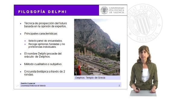 El método Delphi