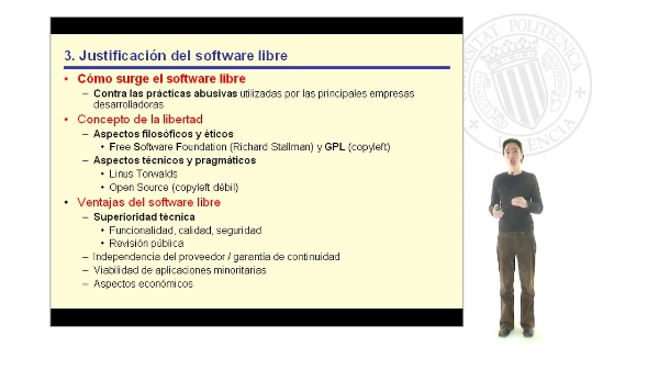 El software libre (1ª Parte)