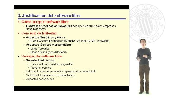El software libre (1ª Parte)
