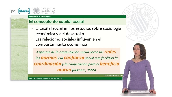 Acción colectiva y capital social