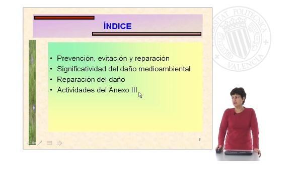 Ley 26/2007, de 27 de octubre, de rsponsabilidad ambiental - Parte II