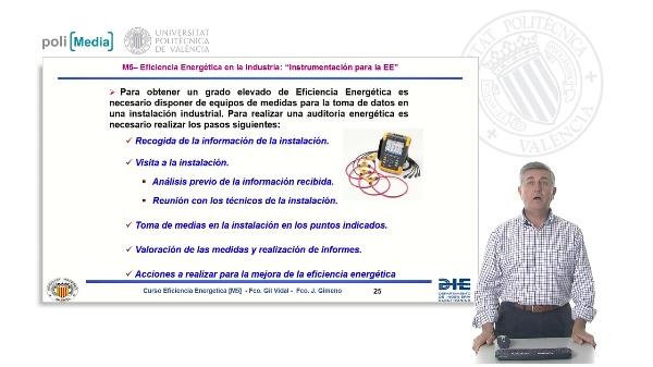 M5.b1. Equipos básicos de medida para auditorías