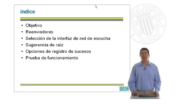 Propiedades de un Servidor DNS bajo Windows Server 2008 (RAL código 5862)