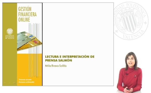 Lectura e Interpretación de Prensa Salmón