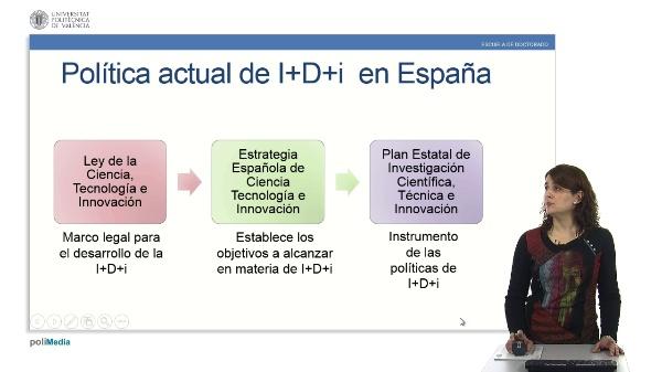 Plan Estatal  de Investigación Científica, Técnica y de Innovación