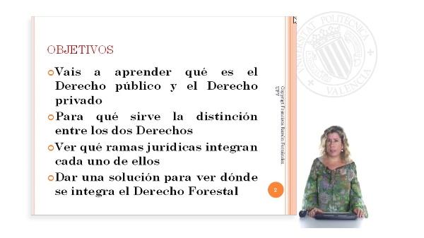 Distinción entre Derecho Público y Derecho Privado
