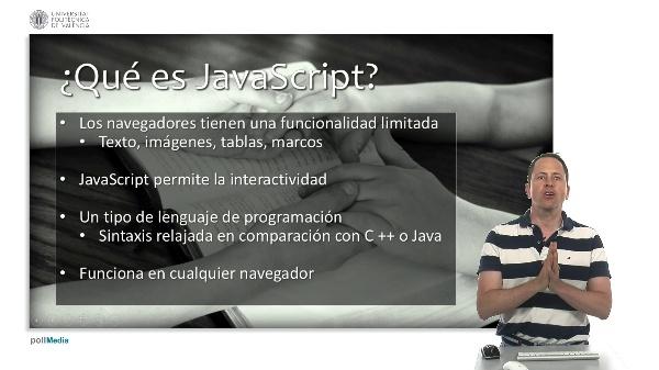 Tecnología Web. Javascript básico