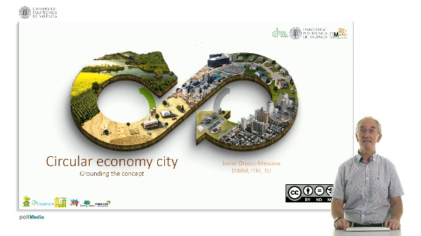Grounding circular economy in a city