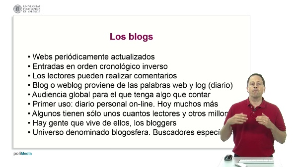Los blogs