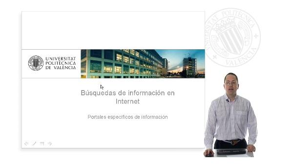 Portales específicos de información