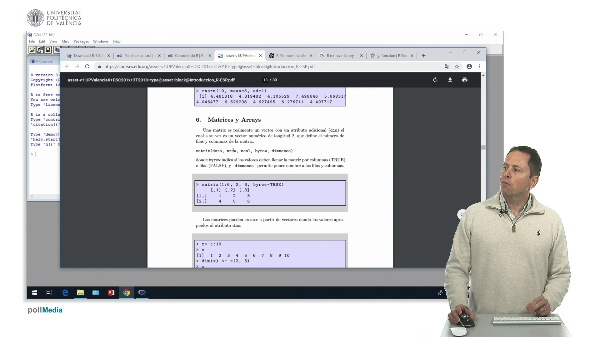 Matrices y Arrays en R