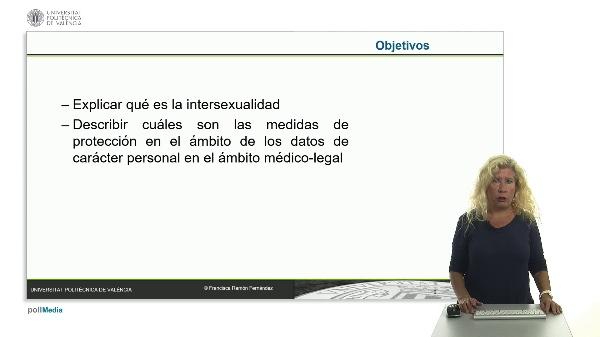 Intersexualidad, cuidado y protección de datos en el ámbito médico-legal.