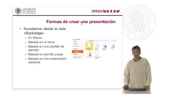 Parte II. Crear presentaciones con PowerPoint