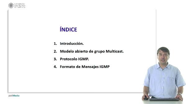 El protocolo IGMP