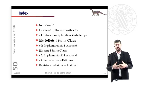 Els follets i Santa Claus