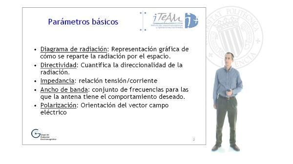 Fundamentos de antenas 2ª parte: Parámetros básicos