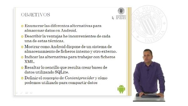 Almacenamiento Datos en Android