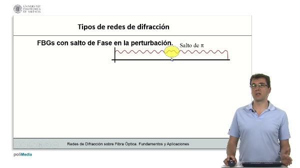 Distintos tipos de redes de difraccion (III)