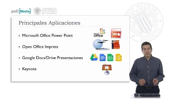 Herramientas para creación de presentaciones