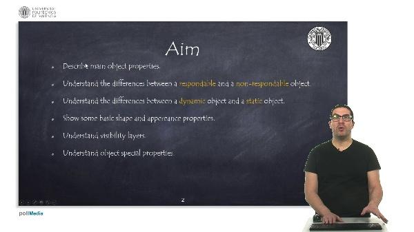 CoppeliaSim (V-REP): Object properties.