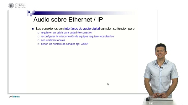 Audio sobre Ethernet / IP