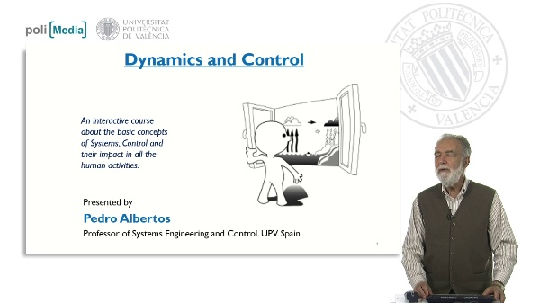 Dynamics and control. Introduction