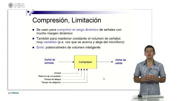 Compresores y Limitadores