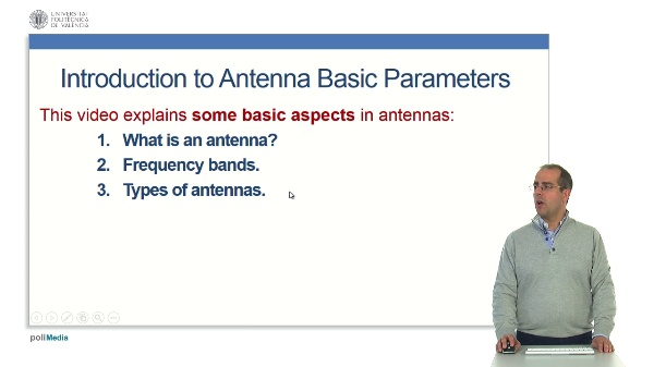 Introduction to antenna Basic Parameters.