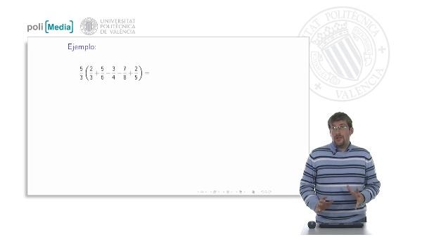 Los números Racionales. Ejemplos de Aplicación