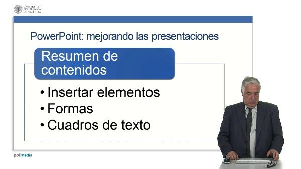 Mejora de las presentaciones