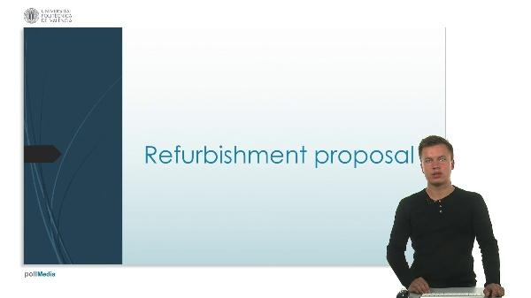 Refurbishment proposal