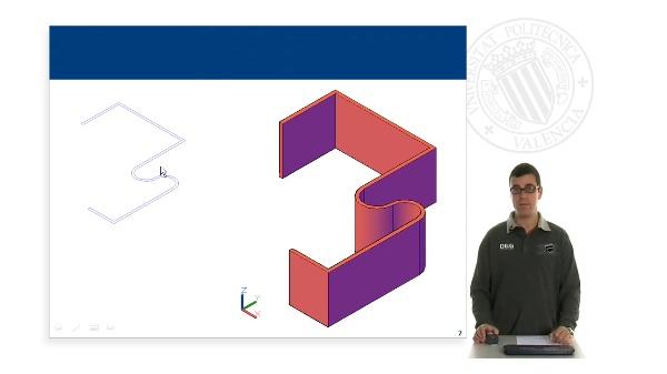 Modelado de objetos 3D sólidos con Autocad: la herramienta Polisólido