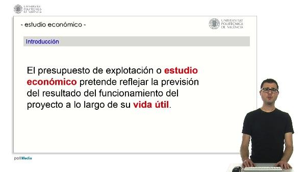 EL ESTUDIO ECONÓMICO EN PROYECTOS DE INGENIERÍA