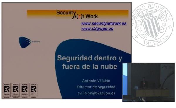 Seguridad dentro y fuera de la nube