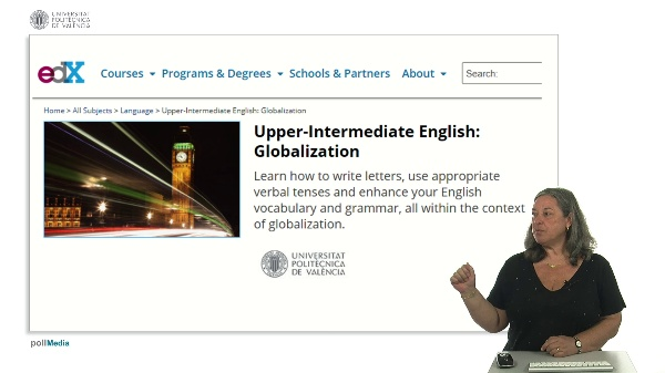 Upper-Intermediate English: Globalization. MOOC Introduction