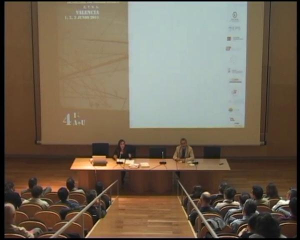 Comunicación: Camila Mileto. Necesario útil o conveniente: difusión de la investigación en la restauración arquitectónica