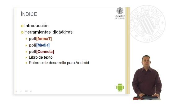 Android Herramientas Teleformación