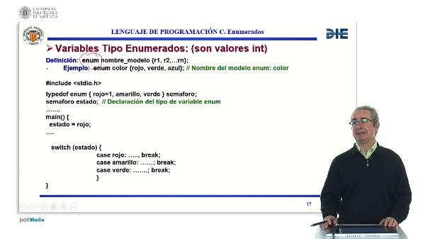 Curso de ingeniería del software para sistemas embebidos. Módulo 4 parte 2. Lenguaje C avanzado.