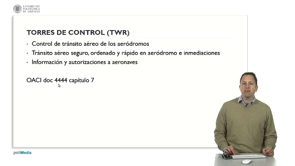 Tema 12: Torres de control (1)