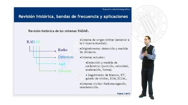 Radar: Introducción y Conceptos Básicos